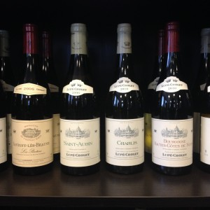 Bourgogne, Lupé Cholet