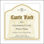Castle Rock, Pinot Noir