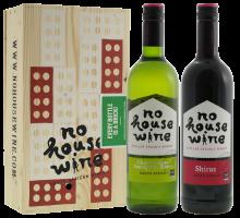 BIO No House Wine Bordeauxkist 2-vaks
