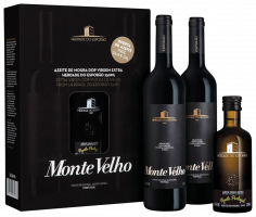 Monte Velho Tinto & Olijfolie (in Een Giftbox)