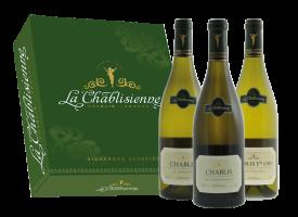 La Chablisienne Variétés (in Geschenkdoos)