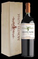 Montes Alpha Cabernet Sauvignon Magnum (in Kist)