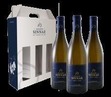 Maison Sinnae Excellence Blanc (3 Flessen In Geschenkdoos)